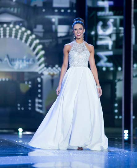 Top 5 Miss America Evening Gowns